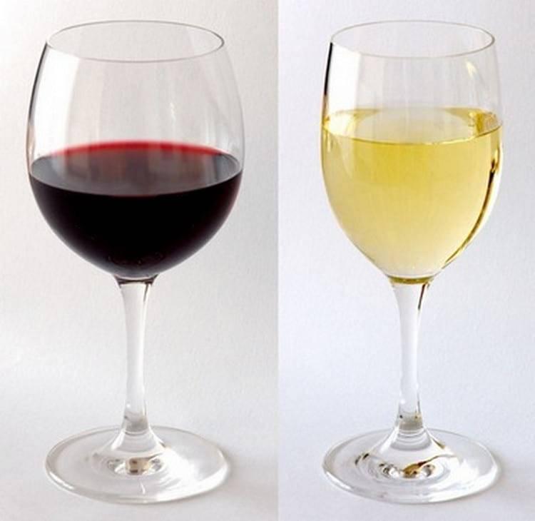 Как правильно держать бокал с вином?