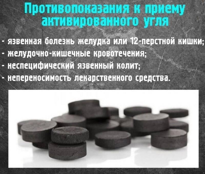 Активированный уголь при похмелье: как принимать, помогает ли с утра, белые таблетки
