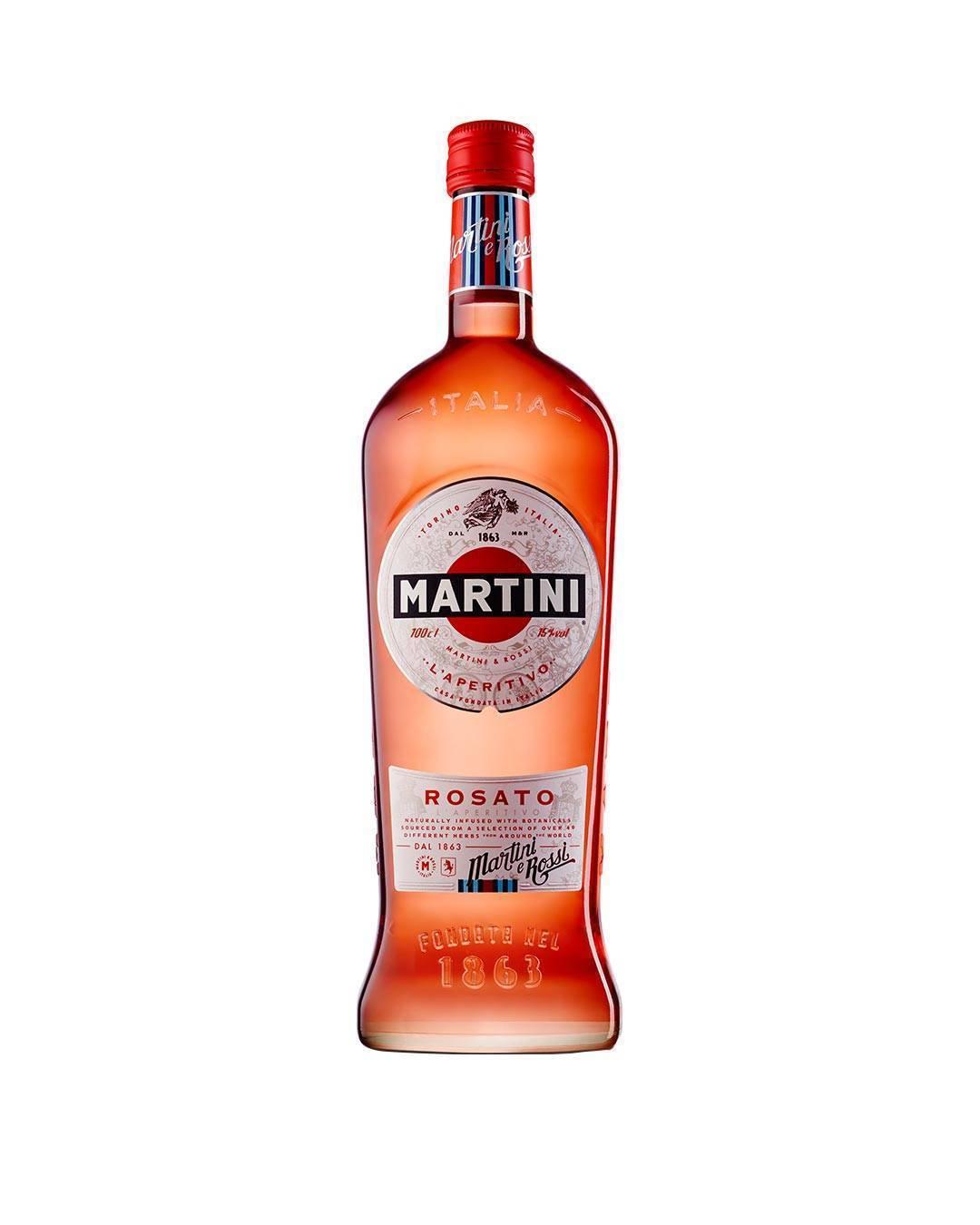 Розовый мартини (rosato)   любимые коктейли
