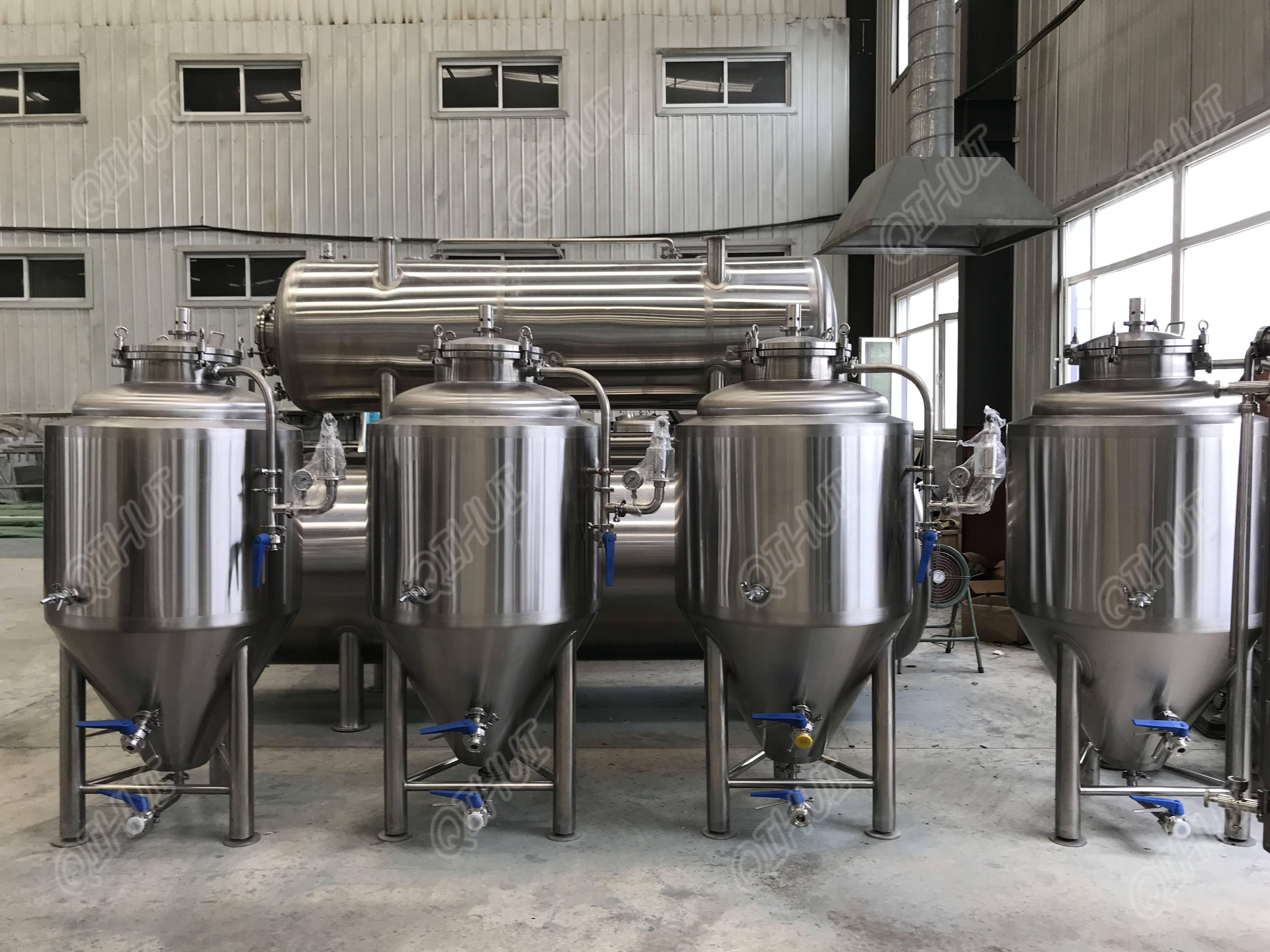 Частная пивоварня: инструкция по открытию