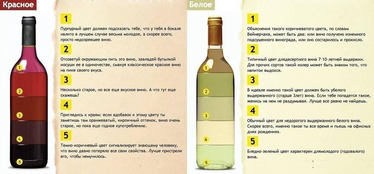 Чем отличается сухое вино от полусухого и полусладкого