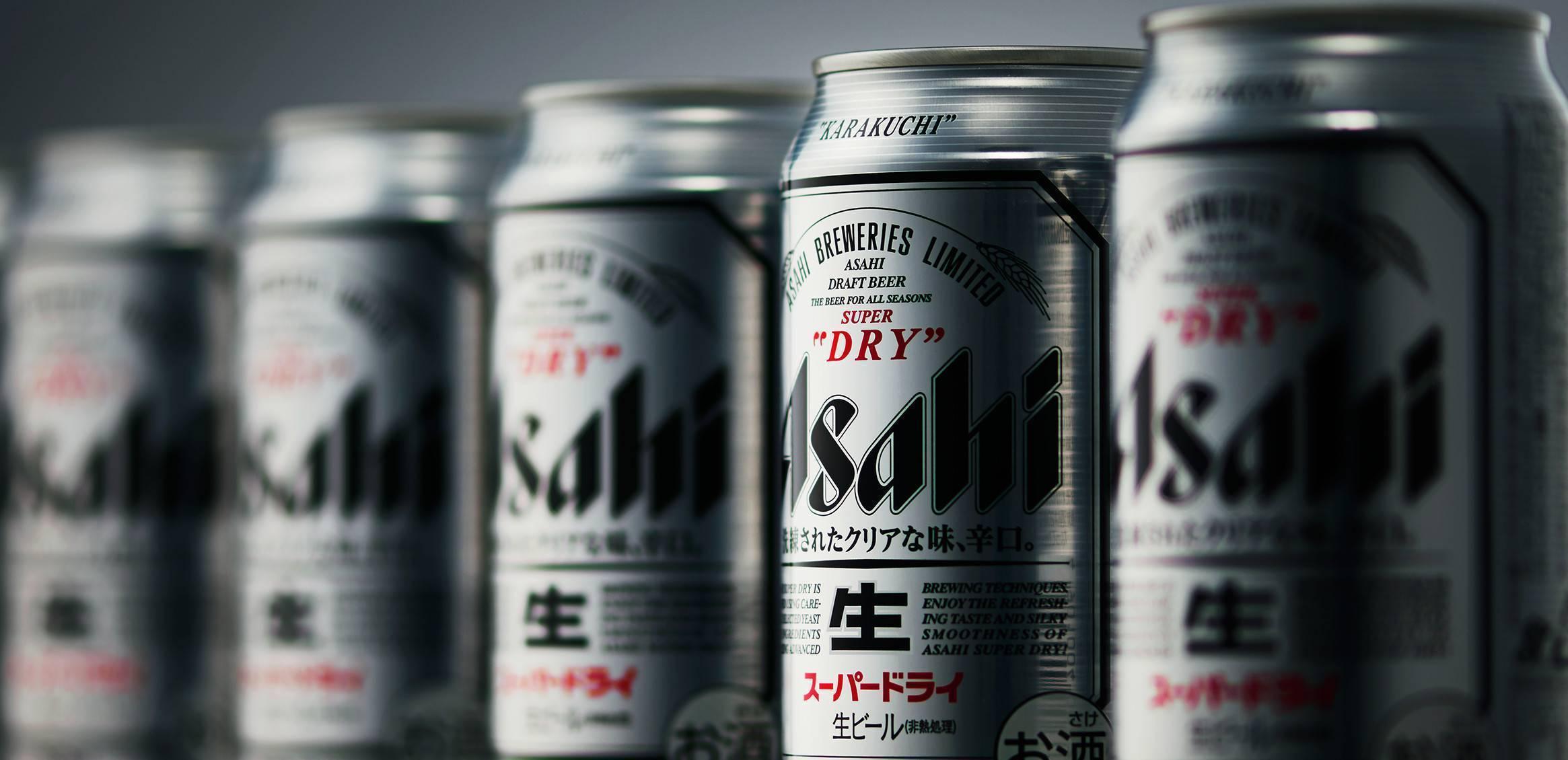 Обзор пива Асахи