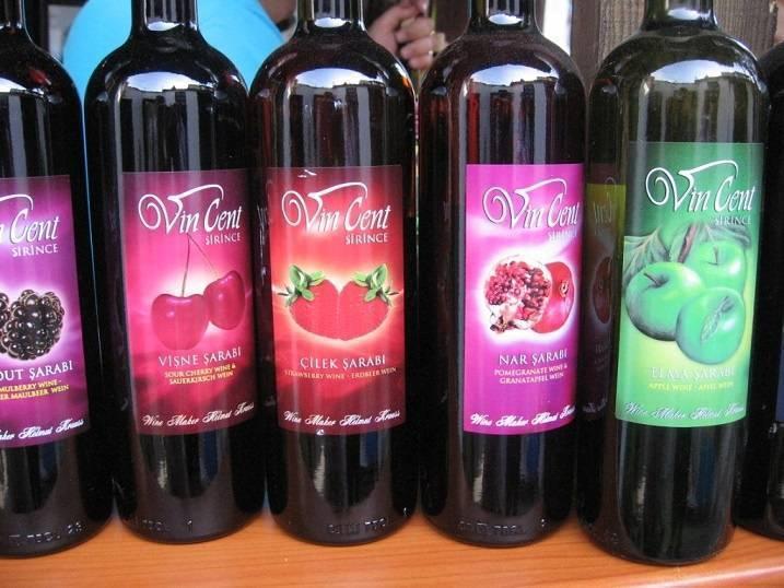 Гост р 58013-2017 напитки винные фруктовые. общие технические условия (переиздание)