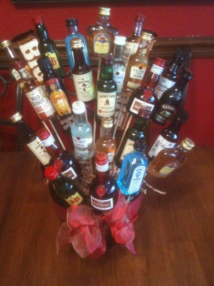 6 вариантов алкогольных подарков!