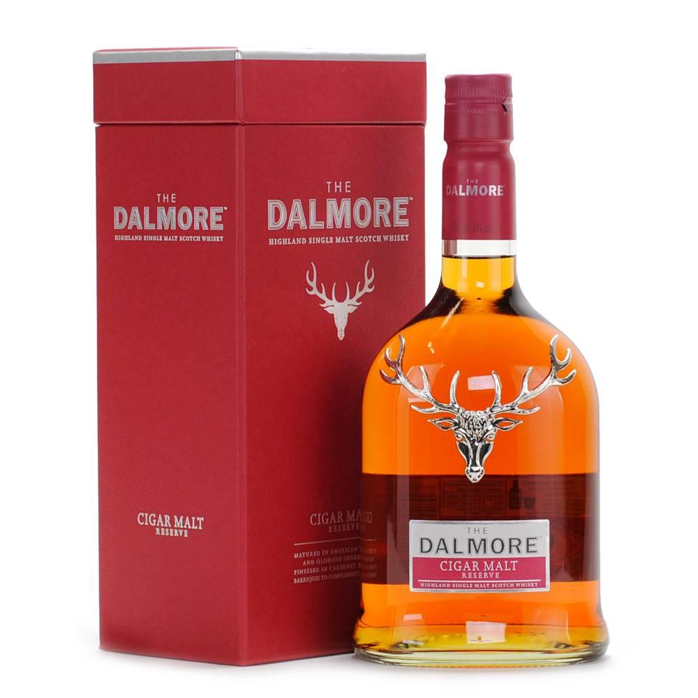 Виски «dalmore» king alexander iii, gift box 0.7 л