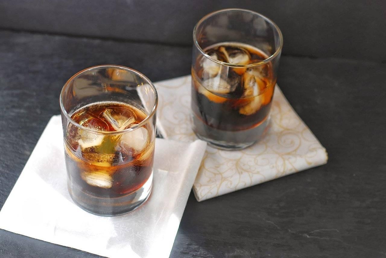 Рецепты приготовления коктейлей на основе водки