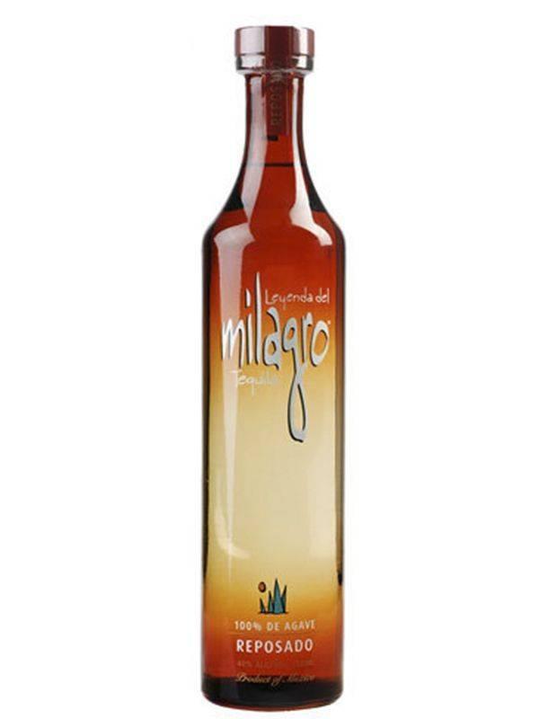 Премиальная текила leyenda del milagro родом из солнечной мексики
