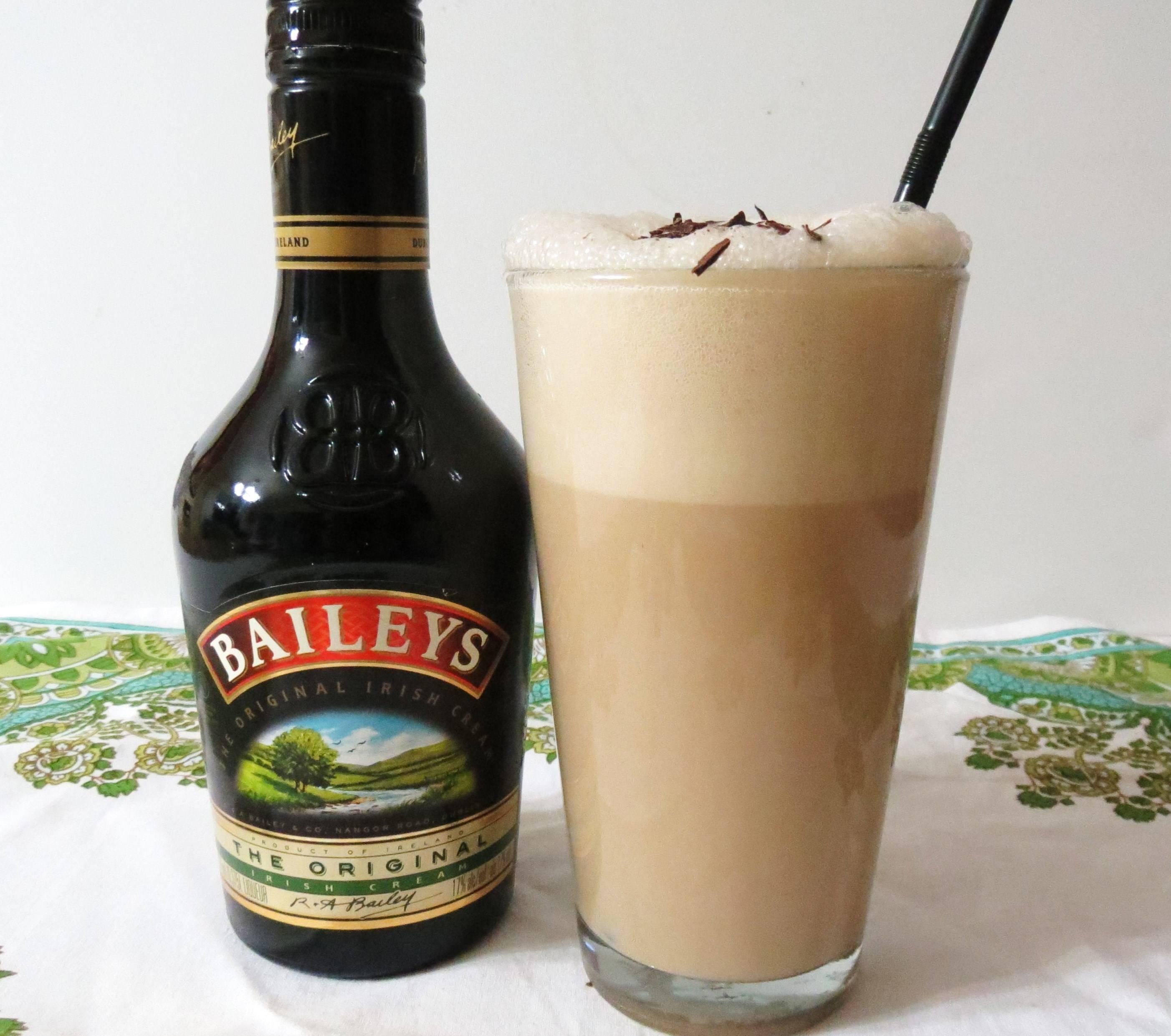 Ликер бейлиз - состав,коктейли и рецепт для дома
