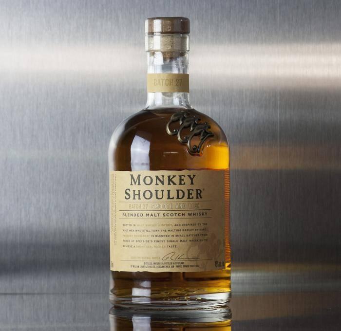 Monkey shoulder: или как завоевать сердца любителей виски