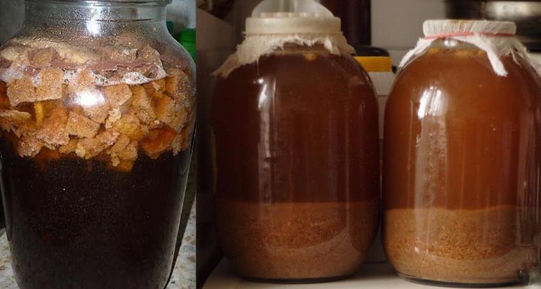 Как приготовить квас в домашних условиях - лучшие рецепты кваса ржаного, дрожжевого и на закваске
