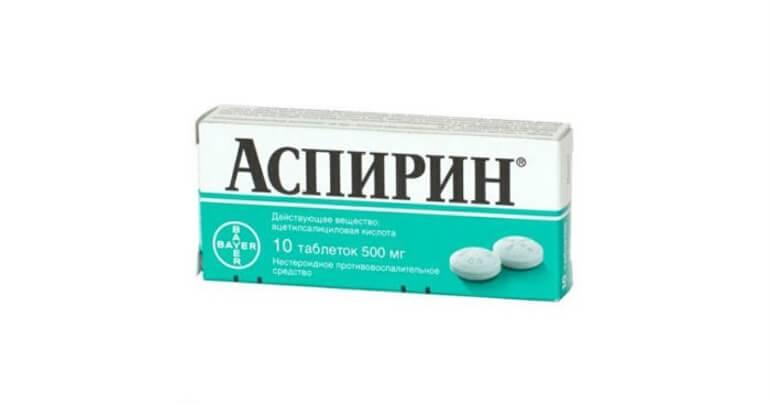 Аспирин для разжижения крови: как принимать, чем заменить