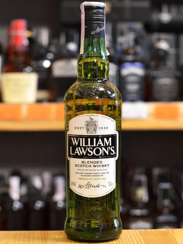 Виски вильям лоусон (william lawson), разновидности, цена и история