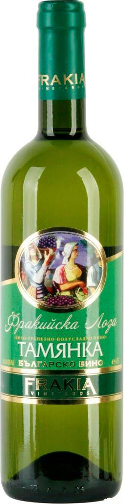 Болгарские вина – характеристика регионов и сортов
