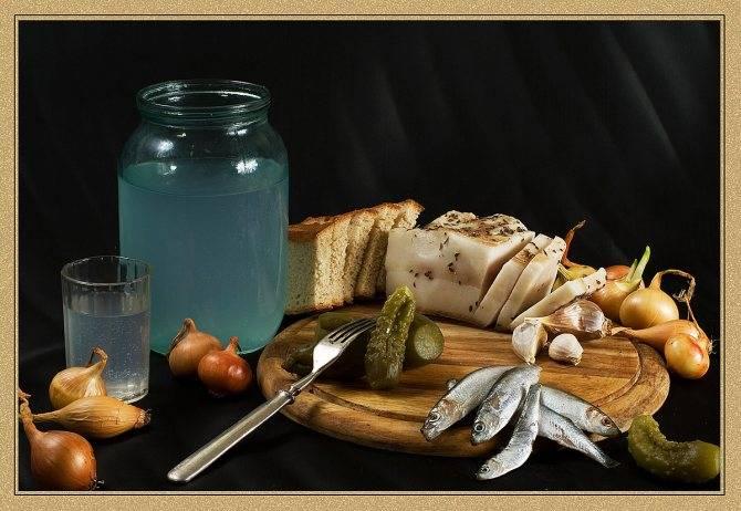 Что такое первач в самогоне и чем отличается от водки «первак»?