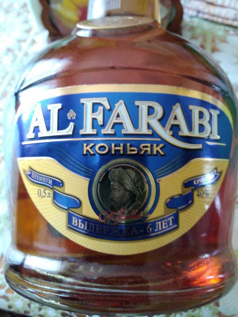 Коньяк аль-фараби: история и описание напитка, сравнение с похожей по классу и вкусу продукцией, правила выбора и как отличить оригинал от подделки