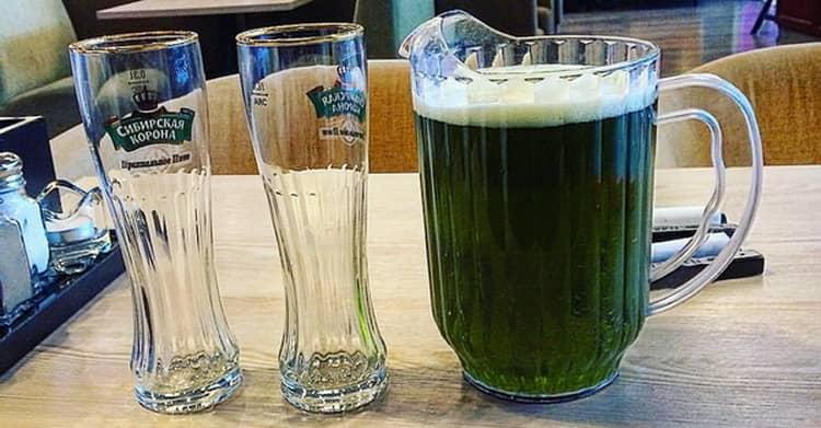 Обзор пива рука бога