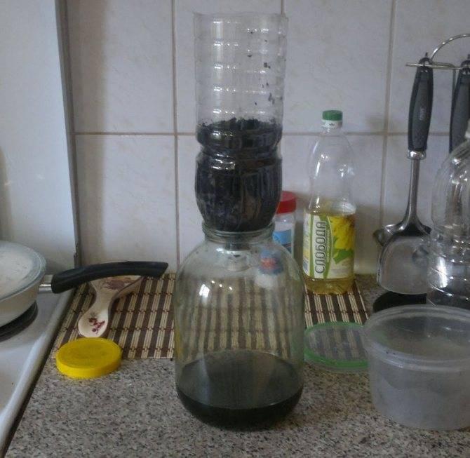 Быстрая очистка самогона в домашних условиях