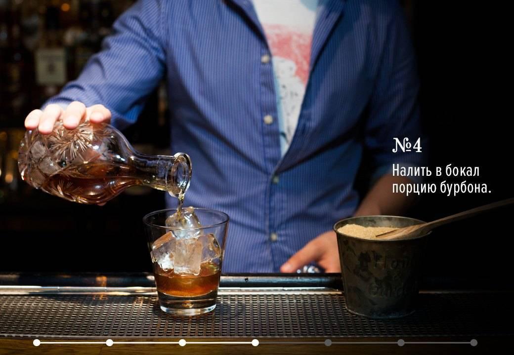 Коктейль олд фэшн (old fashioned) – старомодный классик - статьи - коктейли - домашний бар