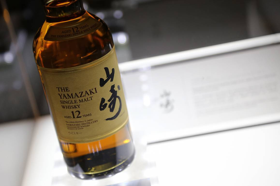 Японский виски suntory: история и культура питья - культурно выпиваем