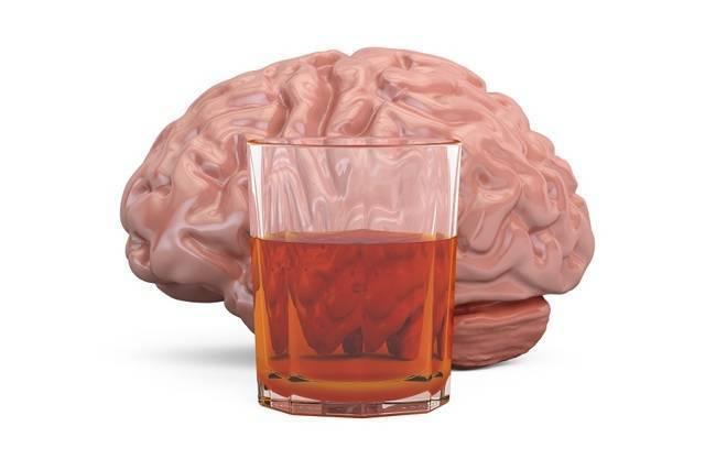 Влияние алкоголя на нервную систему