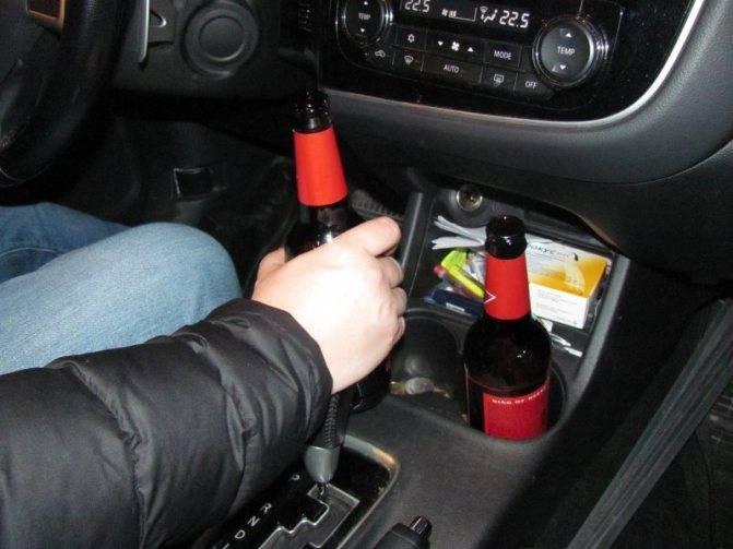 Можно ли пить безалкогольное пиво за рулем автомобиля в 2020 году в россии