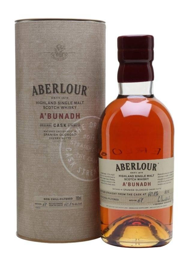 Виски «aberlour» – история шотландии в одной рюмке + видео | наливали