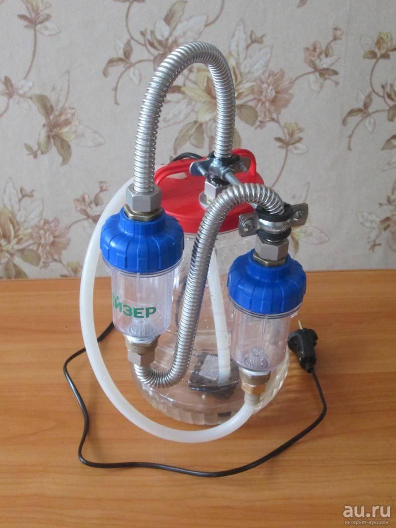 Способы подключения воды к самогонному аппарату