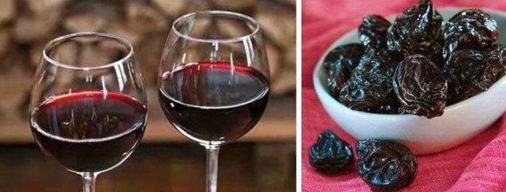 Вино из чернослива в домашних условиях — простой рецепт