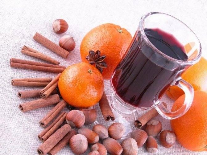 Как правильно пить и чем закусывать глинтвейн - подробности. жми!