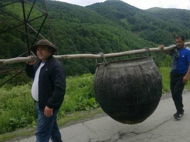Обычаи осетин - быт и традиции осетин