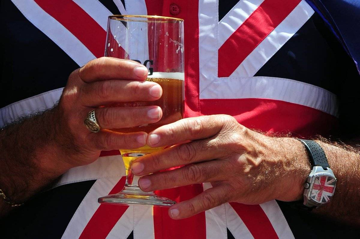 Лучшие сорта английского пива