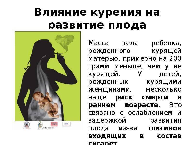 Влияние курения мужчины на зачатие ребенка   yamama