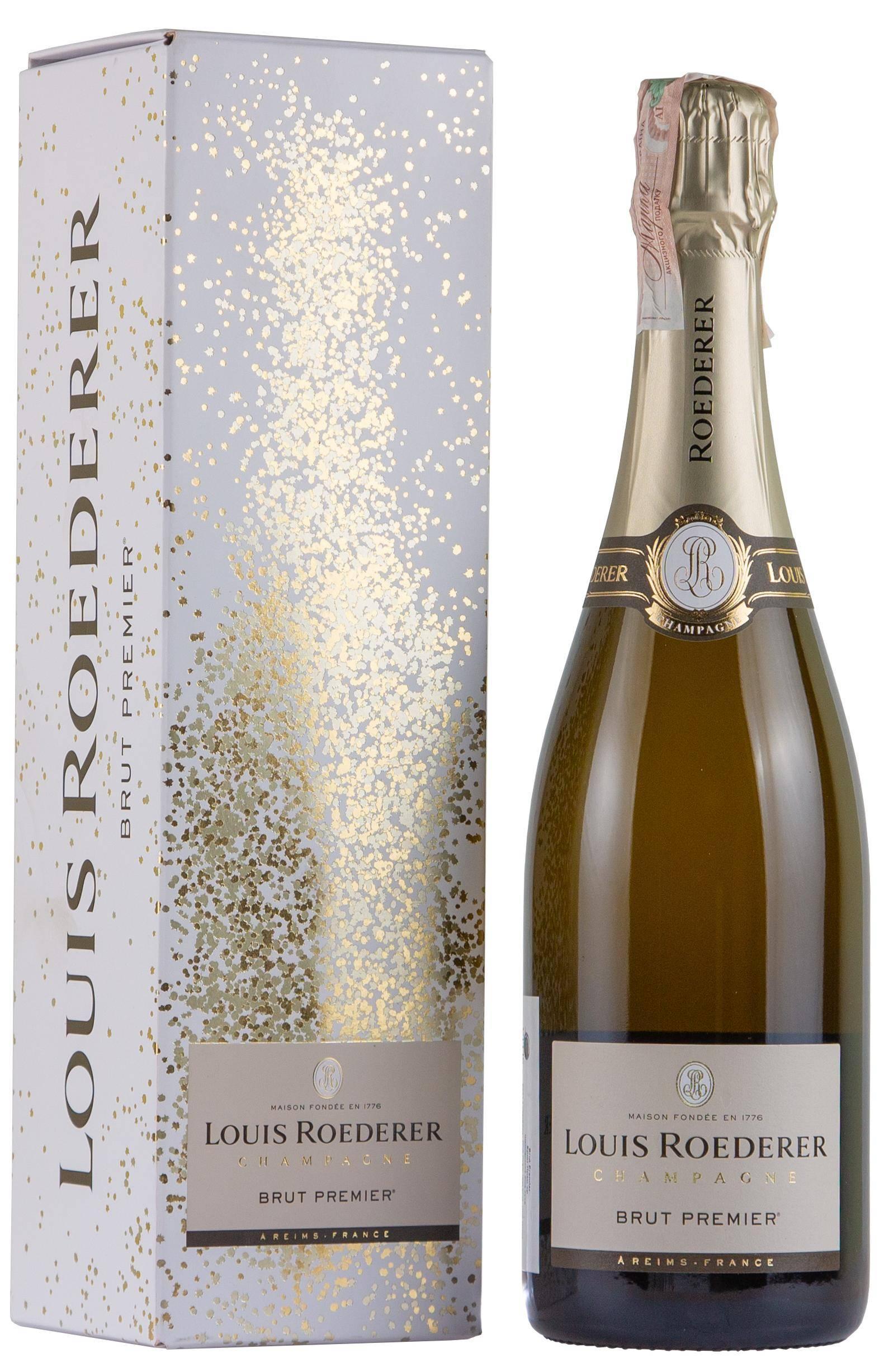 Louis roederer, шампанское: описание, состав, производитель и отзывы