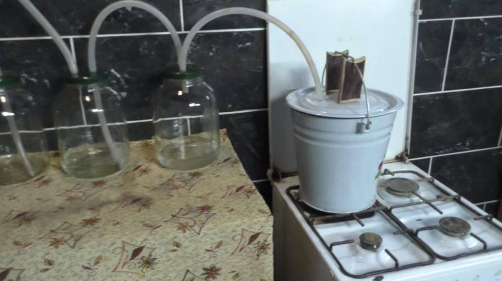 Как сделать самогон без запаха