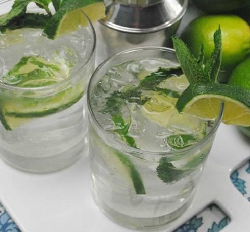 Мохито рецепт алкогольный в домашних условиях с водкой - тут вкусно