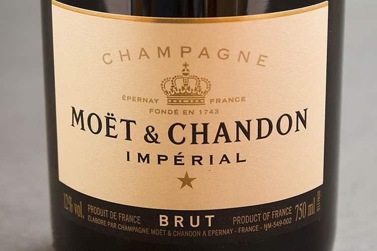 Моет как правильно называется шампанское. французское шампанское моет и шандон, champagne moet & chandon