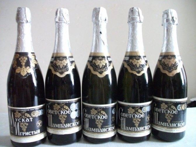 Сколько градусов крепости в шампанском и других сортах игристых вин