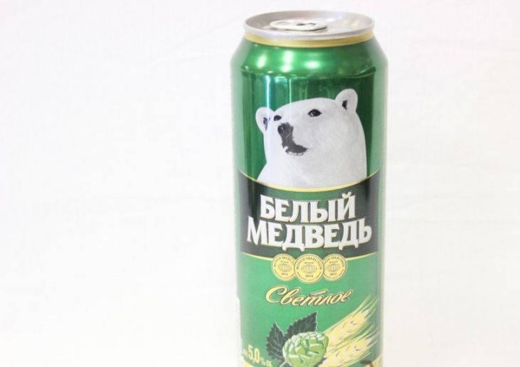 Обзор пива три медведя