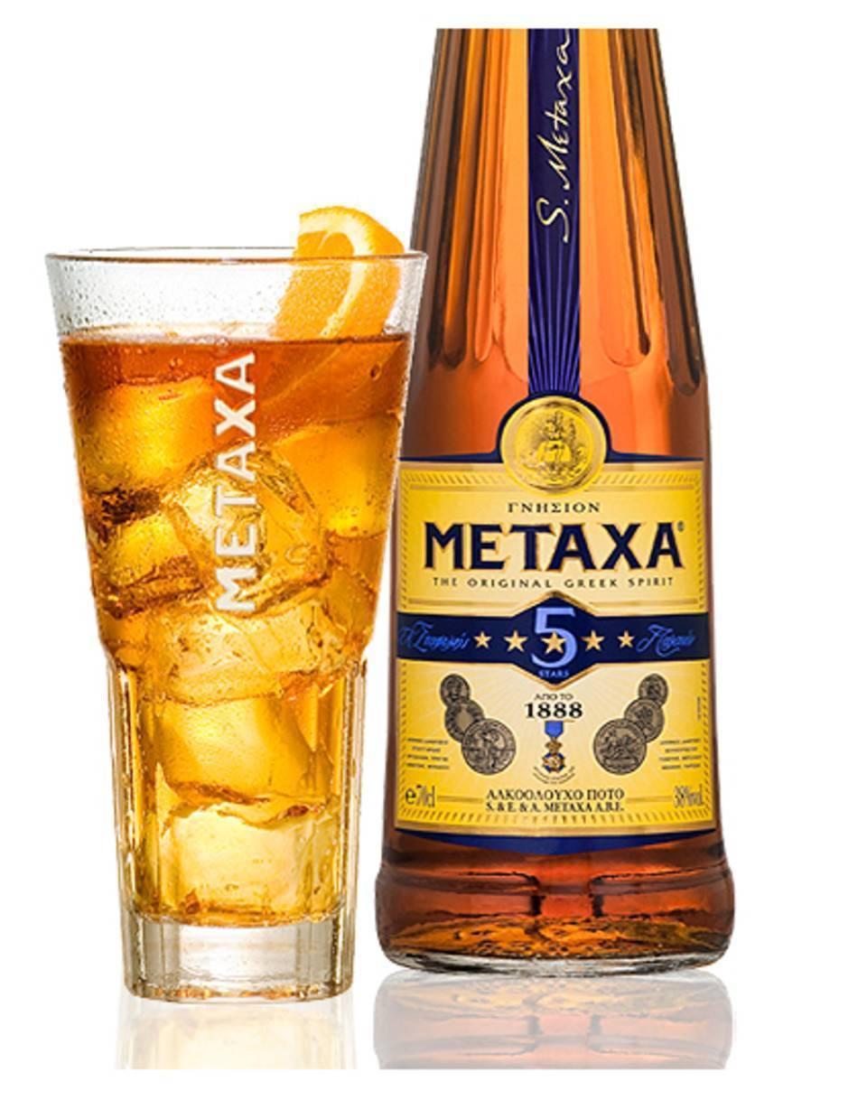 Бренди метакса - греческое золото из виноградного дистиллята