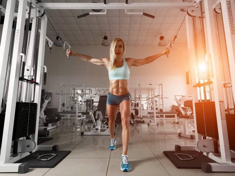 Лучшие программы тренировок для девушек в тренажерном зале для похудения