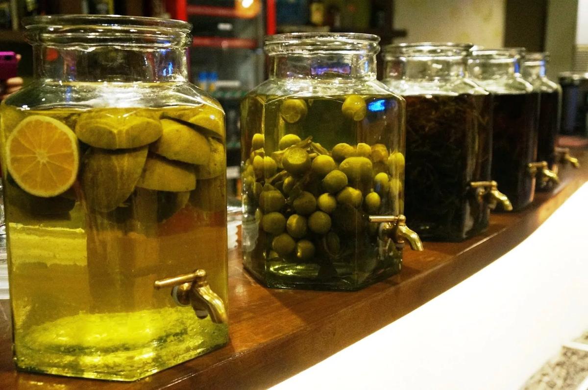 Настойка из брусники на водке в домашних