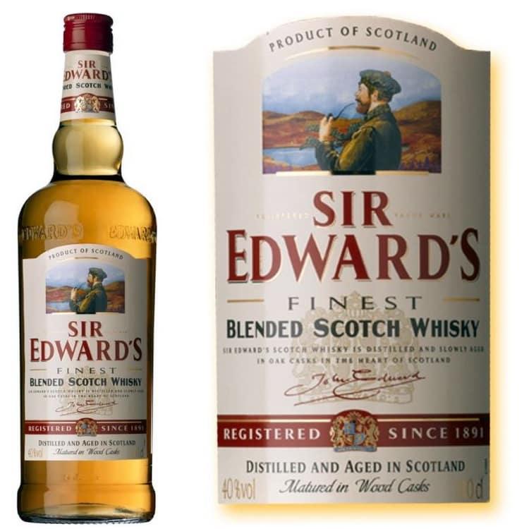 """Виски """"сэр эдвардс"""": описание, производитель, отзывы покупателей"""