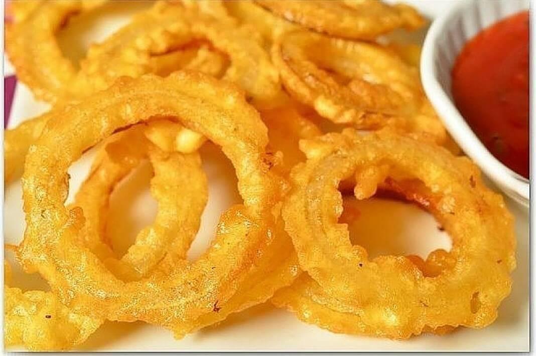 Луковые кольца в кляре – 6 оригинальных блюд из доступных продуктов