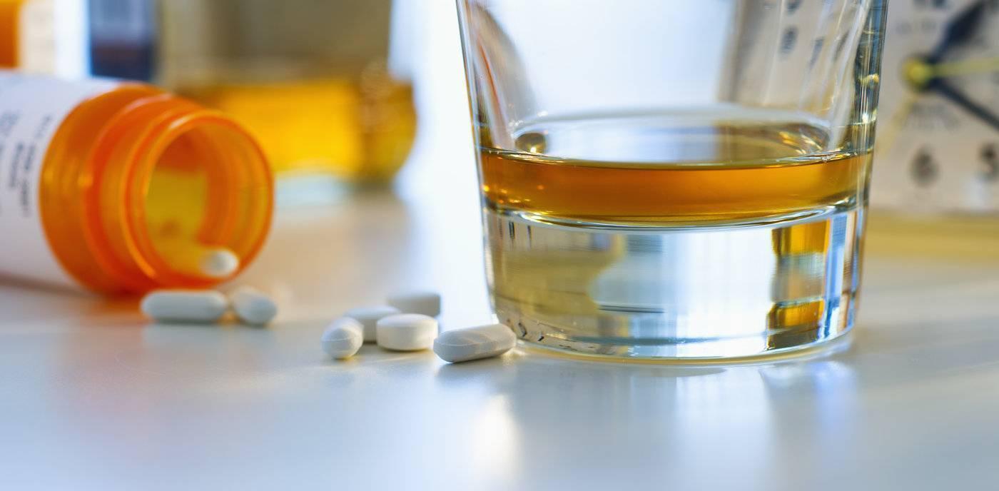 Антибиотики и алкоголь: таблица совместимости - культурно выпиваем