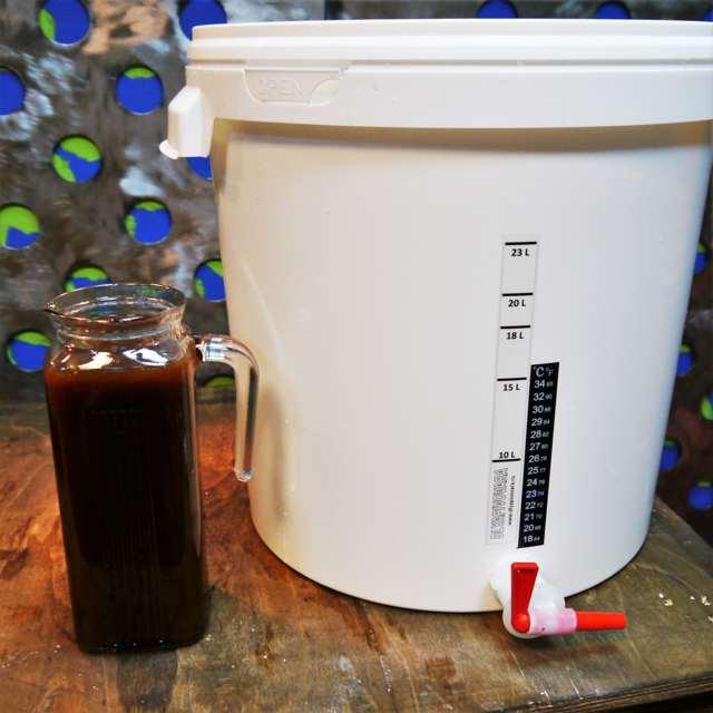 Ингредиенты для домашнего пива: солод, хмель, дрожжи и вода