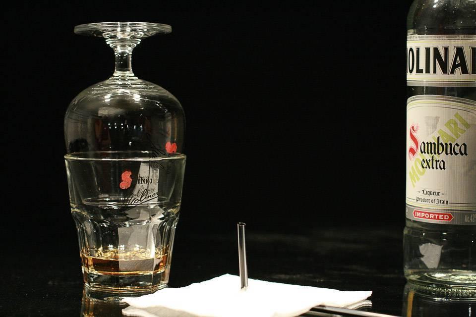 Анисовый ликёр — самбука, из чего состоит, как правильно пить