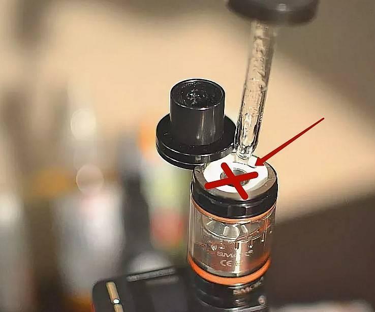 Как приготовить жидкость для электронной сигареты своими руками