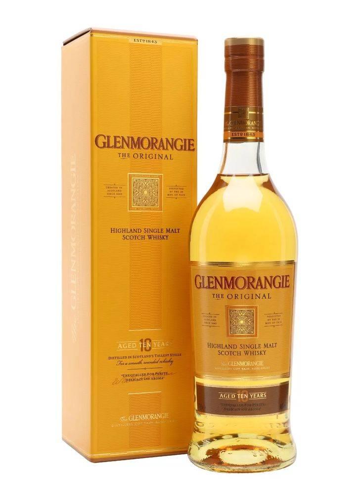 Обзор виски glenmorangie (гленморанджи)