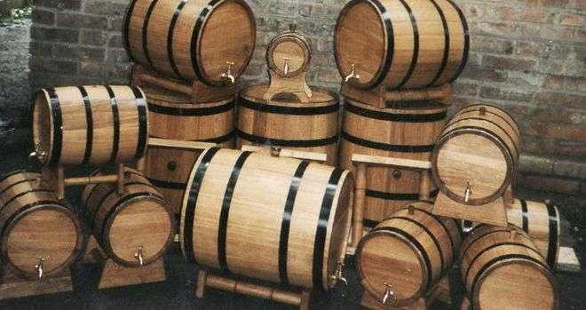 Подготовка дубовой бочки для самогона: обработка, настаивание и улучшение вкуса