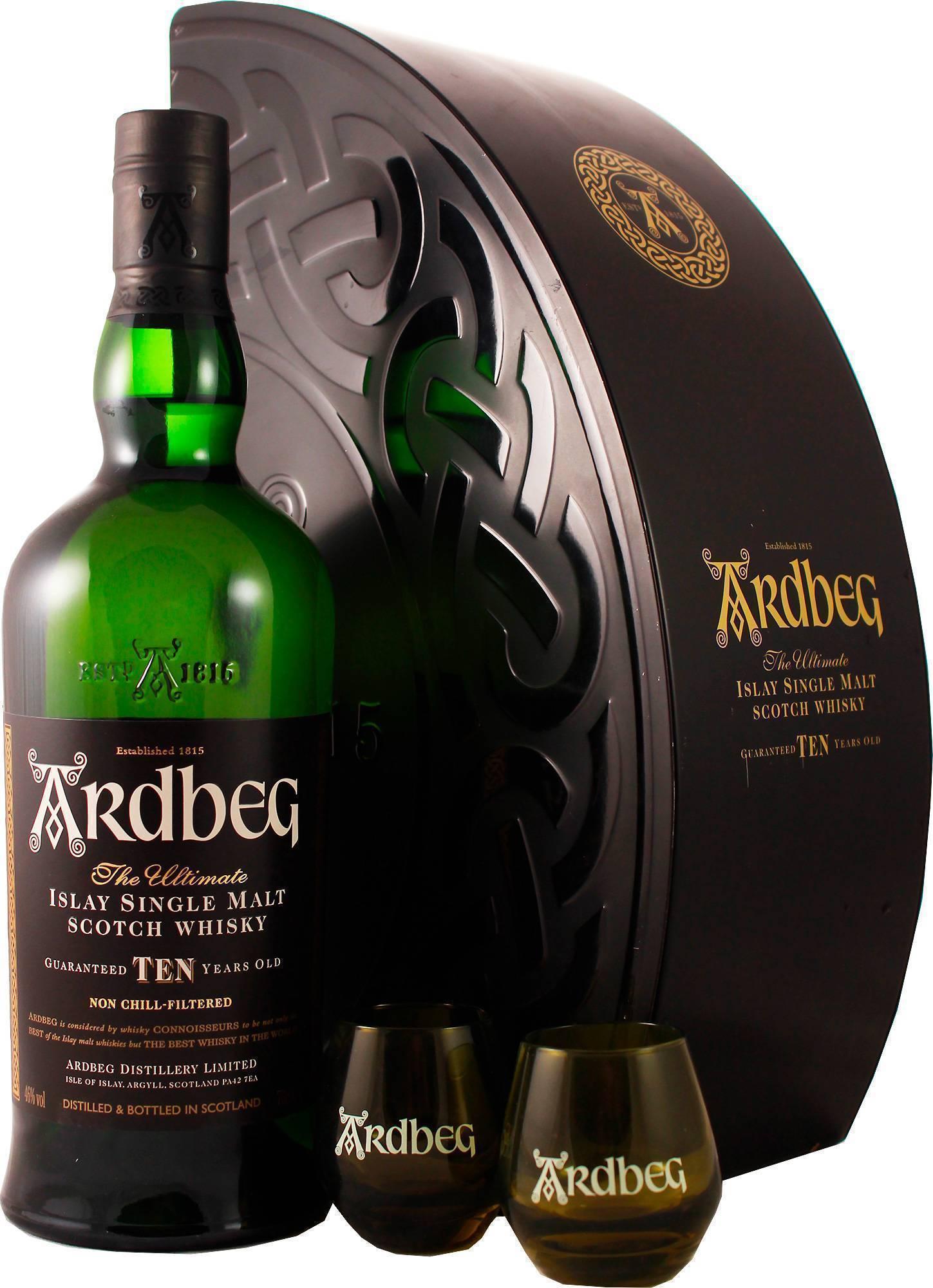 Ardbeg (виски) — википедия переиздание // wiki 2